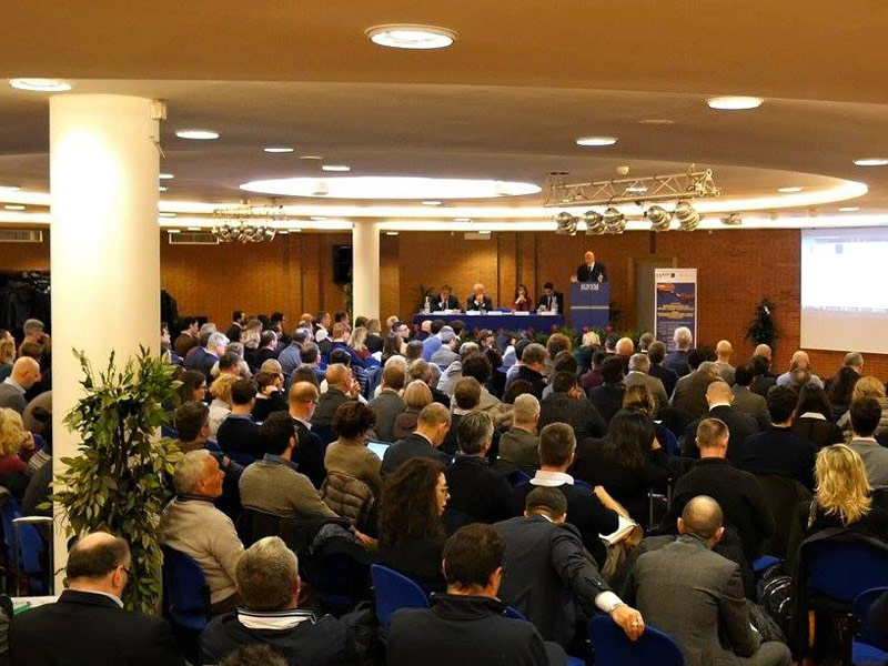 2017 - Roma, Approvazione Legge sullo Sport