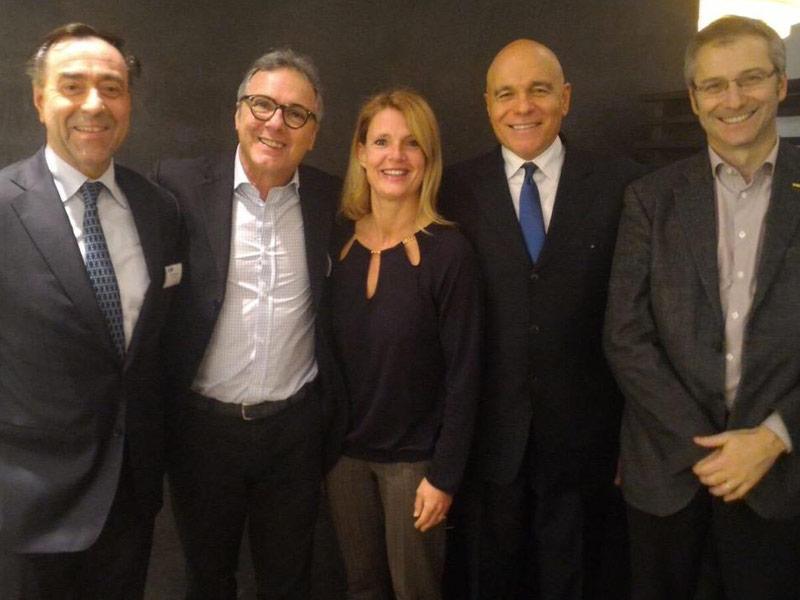 2015 - Partnership con Europe Active